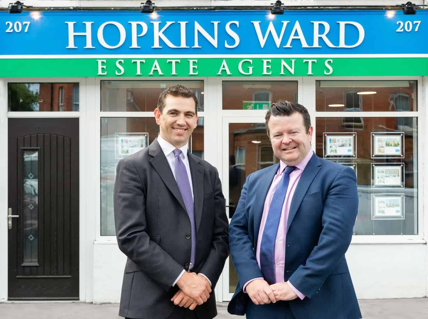 Who are Hopkins Ward?